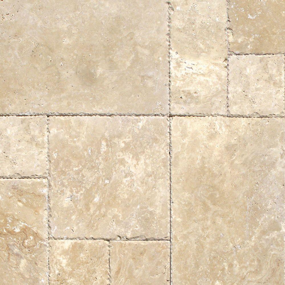 Travertine Tile Flooring in Houston, TX
