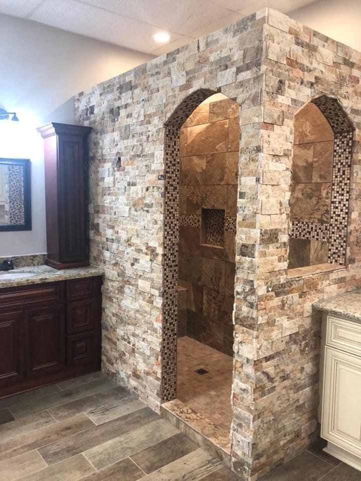 Bathroom Shower Remodeling Houston, TX